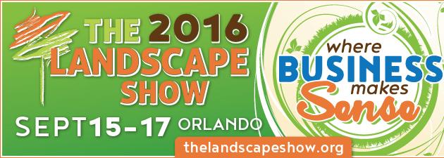 The Landscape Show 2016